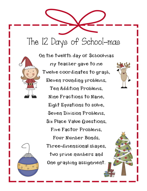12 bloggy days of day - 28 images - teaching with matters ...