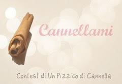 """HO PARTECIPATO AI CONTEST DI: """"UN PIZZICO DI CANNELLA"""""""