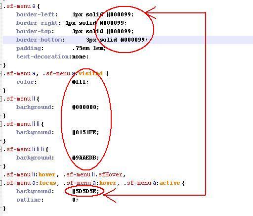 Membuat Menu Dropdown Superfish Dengan CSS Dan JQuery