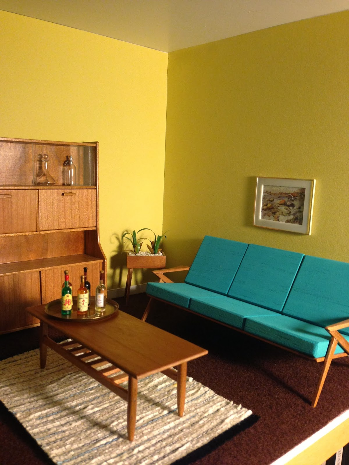 Architecture of Tiny Distinction. Architecture of Tiny Distinction  Mid Century in Miniature and a