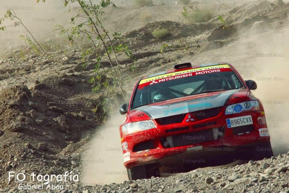 Rallye de Tierra de Gran Canaria 2014