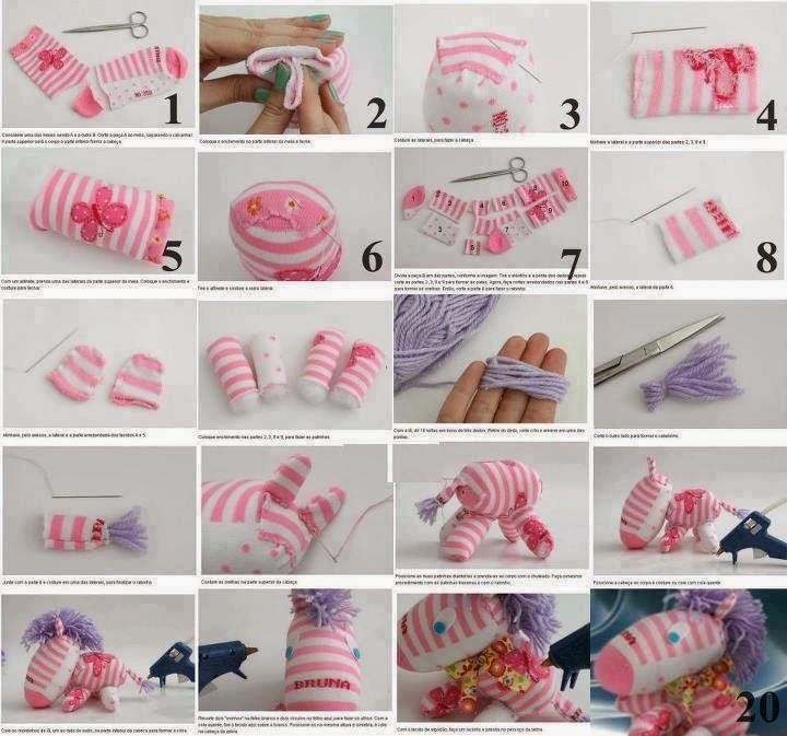 Que hacer con los calcetines (calcetitas sin par ...