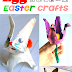 Egg Carton Recycled Easter Crafts