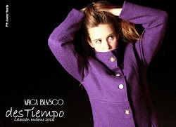 """VER FOTOS: """"desTiempo"""" - COLECCION INVIERNO 2011"""