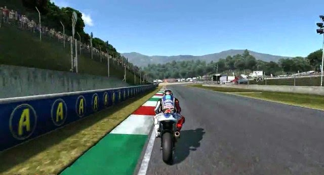 MotoGP 13 PC Games Gameplay