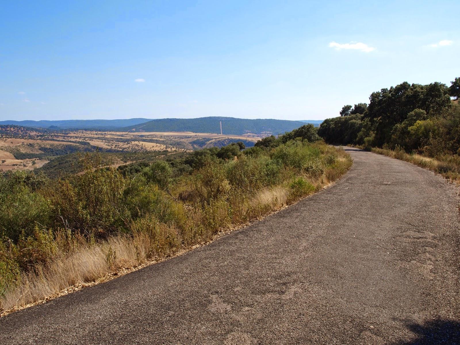 A mi aire ruta circular desde toledo pasando por las - Banos del robledillo ...