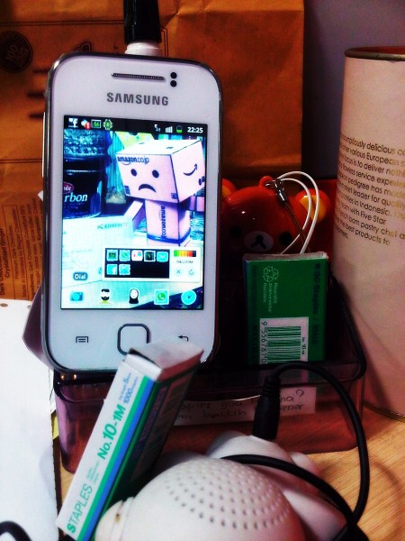 Samsung Galaxy Y duplikat Samsung Galaxy Mini