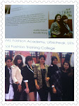At BDA show magazine (Passion for Fashion)