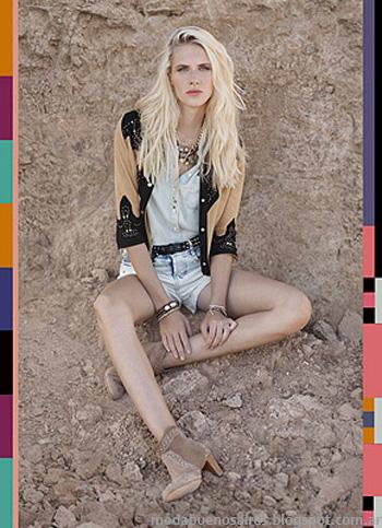 Rapsodia moda verano 2014