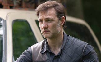 The Walking Dead - Season 3 - Q&A with David Morrissey ...