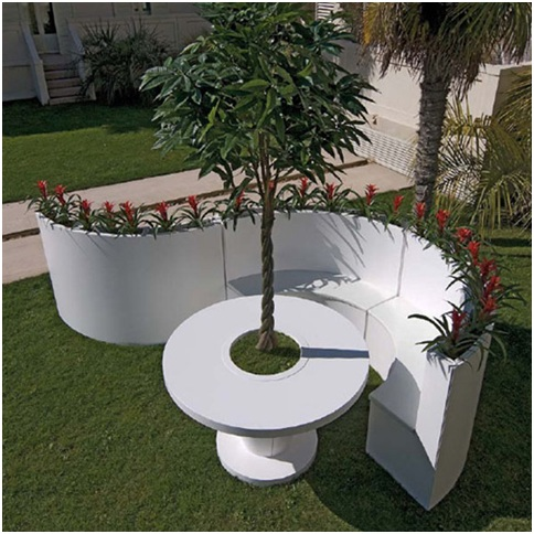 GARDEN AND TERRACE IDEAS TO DECORATE