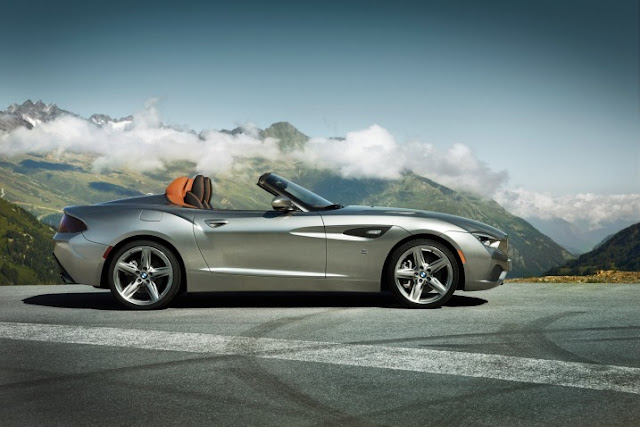 BMW Zagato Roadster, BMW, new design, car, futuristic, future car, cool, expensive, awesome, zagato coupe