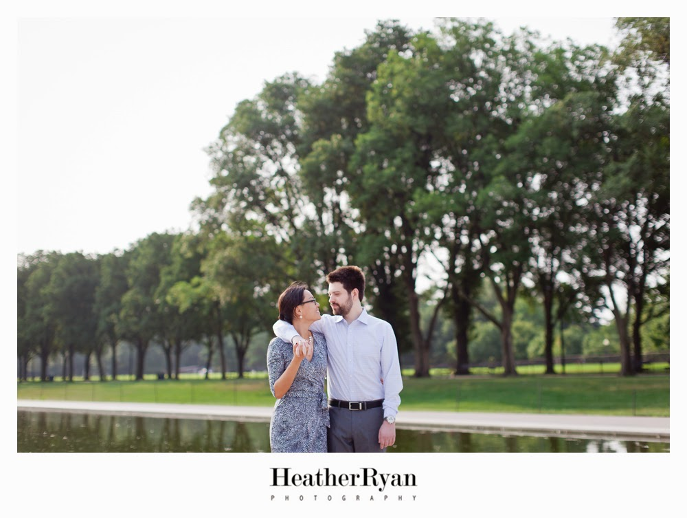 Washington, DC Engagement Photography