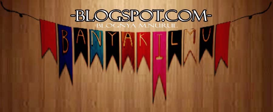 BanyakIlmu.blogspot.com