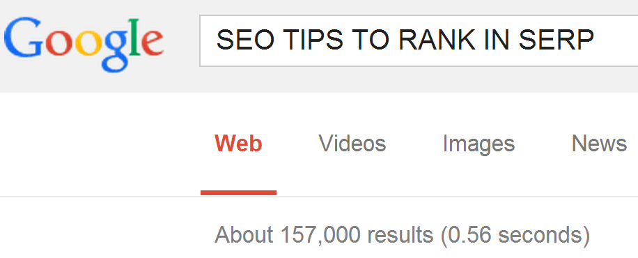BEST SEO TIPS TO RANK IN SERP