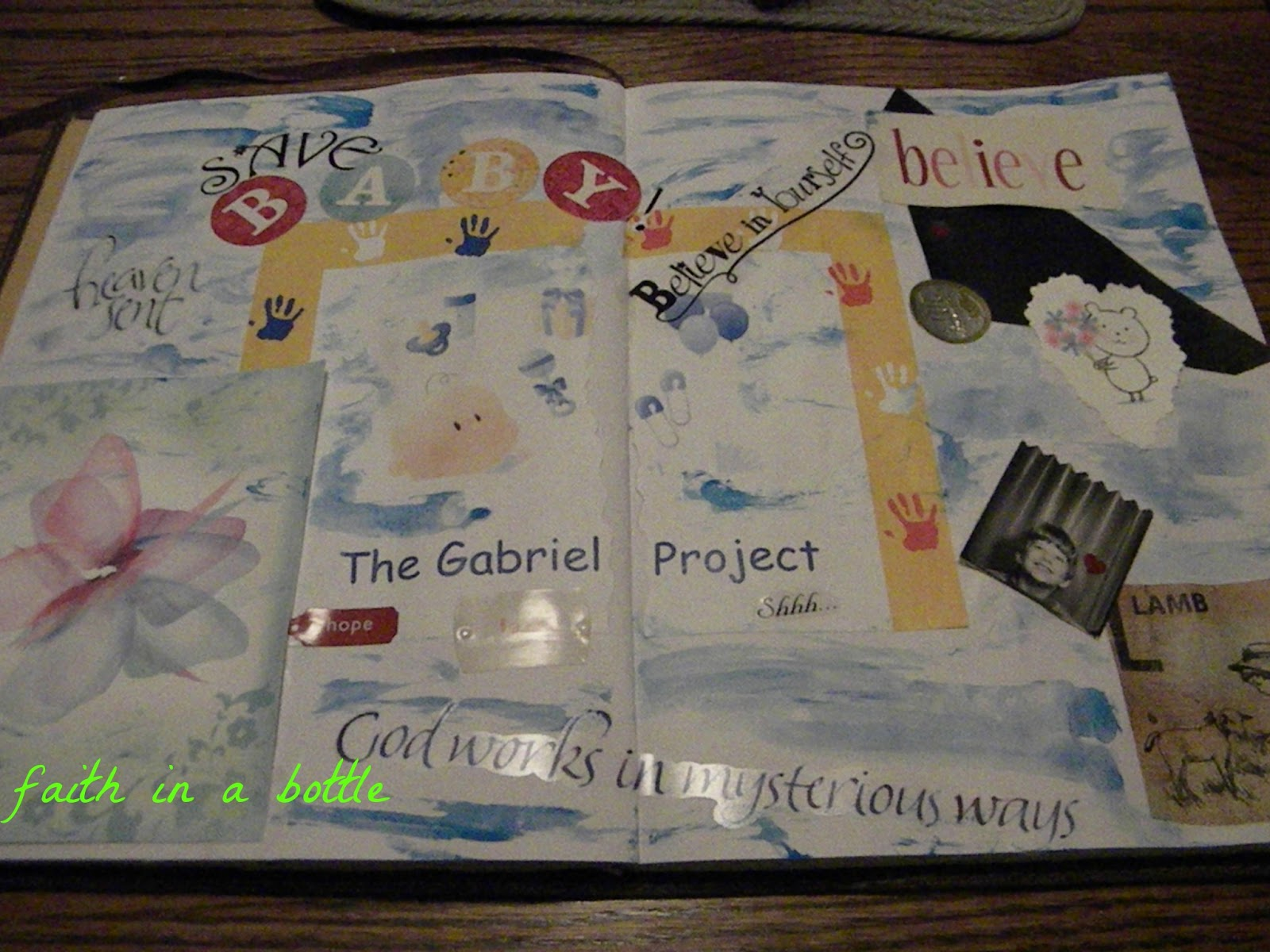 project gabriel The purpose of gabriel project is to help pregnant women with long or short-term needs by offering assistance at the parish level the following are just a few examples of the various physical, material, spiritual, and emotional services that can be provided.