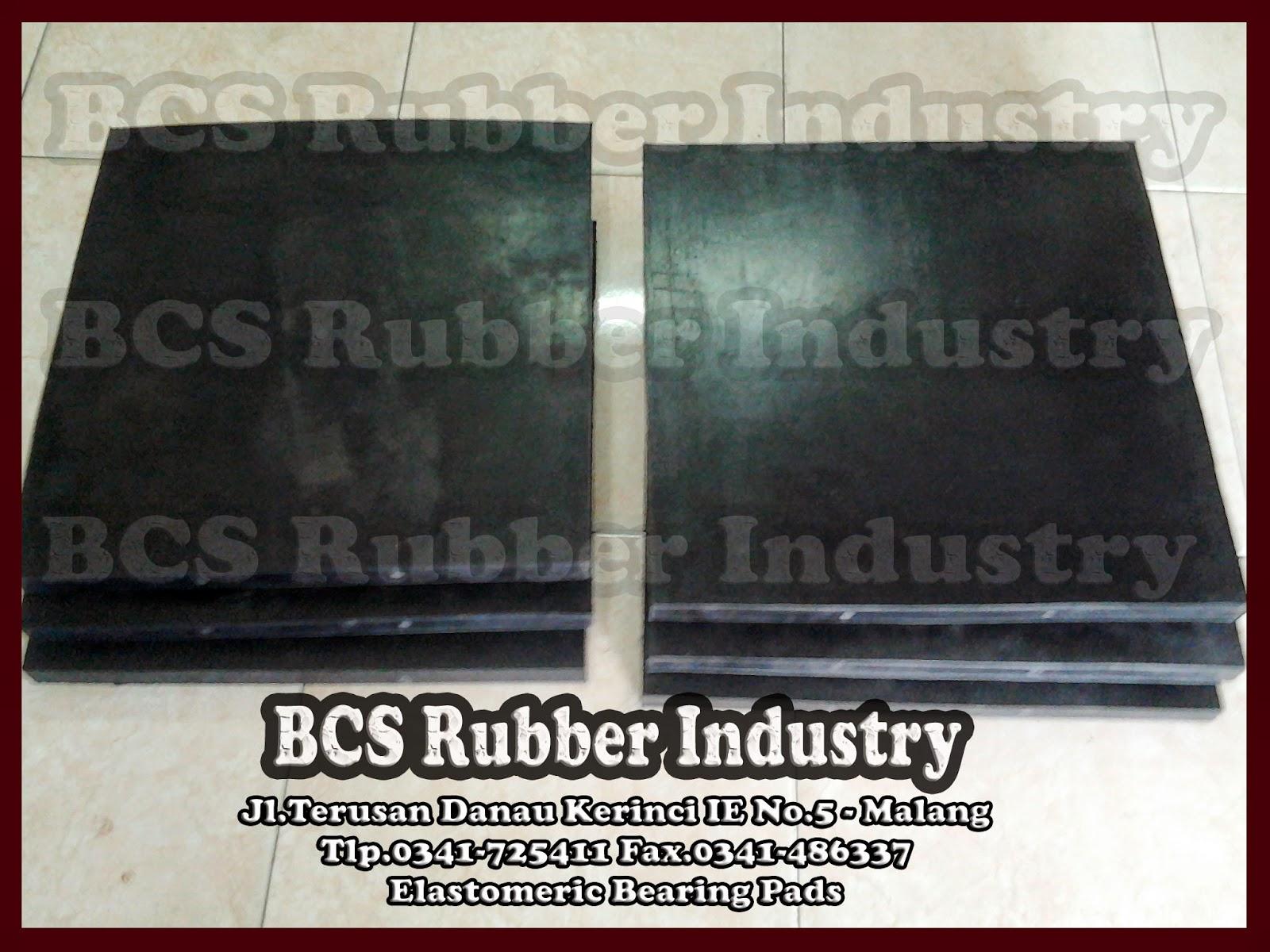 Elastomer Bearing Pad / Bantalan Jembatan ,Polos, Steel Plate, Seismic Rubber Bearing Pads.Elastomer Bearing pads,Polos