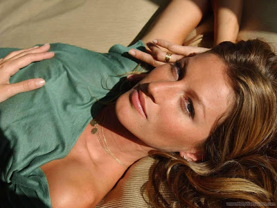 Gisele Bundchen Actress and Model Latest Photo Shoot Wallpaper-01-1600x1200