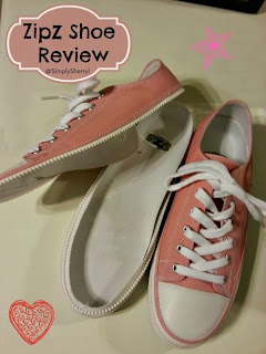 Enter the Zipz Shoes Review & Giveaway. Ends 12/14.