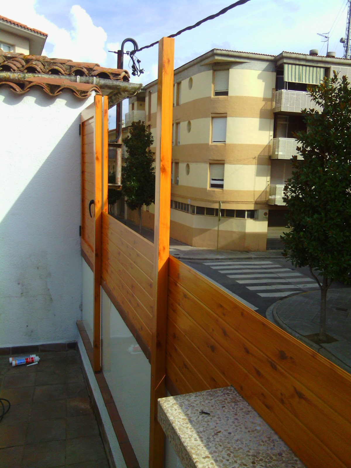 Aluminios arpo cerramientos de terrazas for Modelos de ceramicas para terrazas