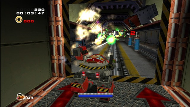 Sonic Adventure 2 PC Games Screenshots