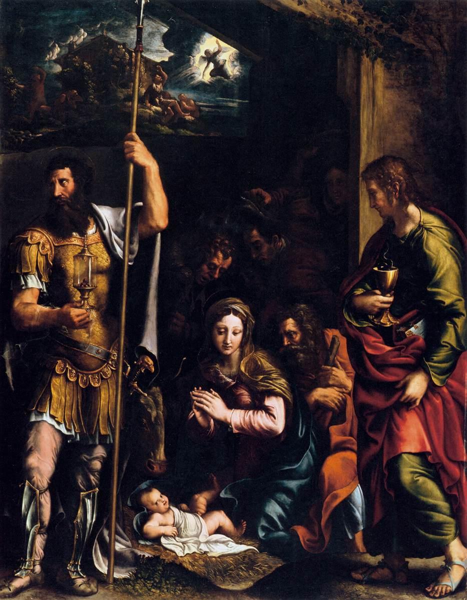 giulio romano shepherds