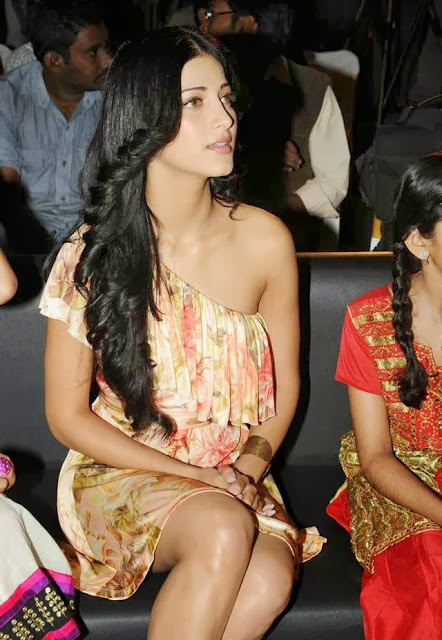 South Actress Shruthi Hassan