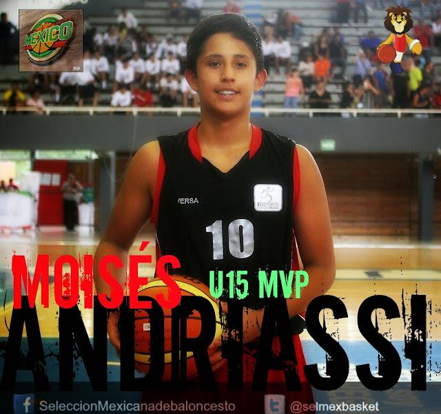 Moisés Andriassi MVP
