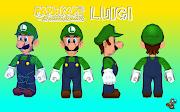 Originally a palette swap of Mario, Luigi was created to .