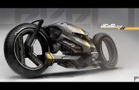 18 konsep motor di masa depan