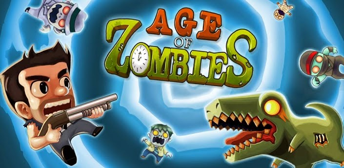 Age of Zombies v1.2.7 Full Apk