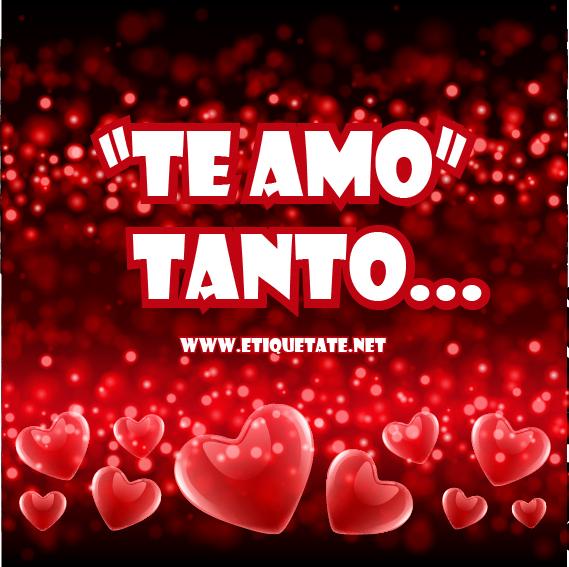Te Amo Mi Amor Bilder   New Calendar Template Site