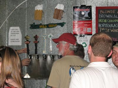 Taps:  NOLA Brewing Co.