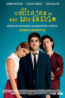 Las Ventajas de Ser Invisible Poster