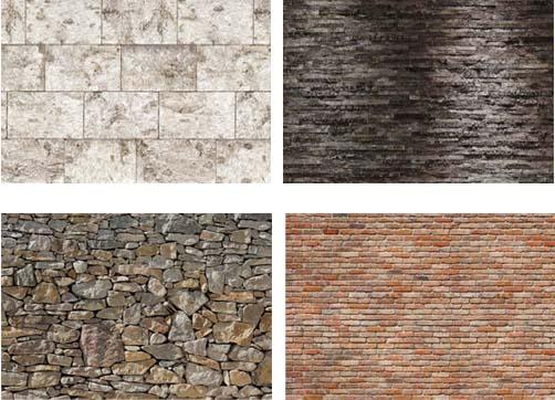 Imitacion piedra paredes - Imitacion piedra pared ...