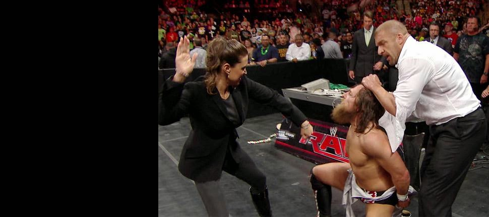 WWE Raw Results Monday 3-16-2014-Mix4M