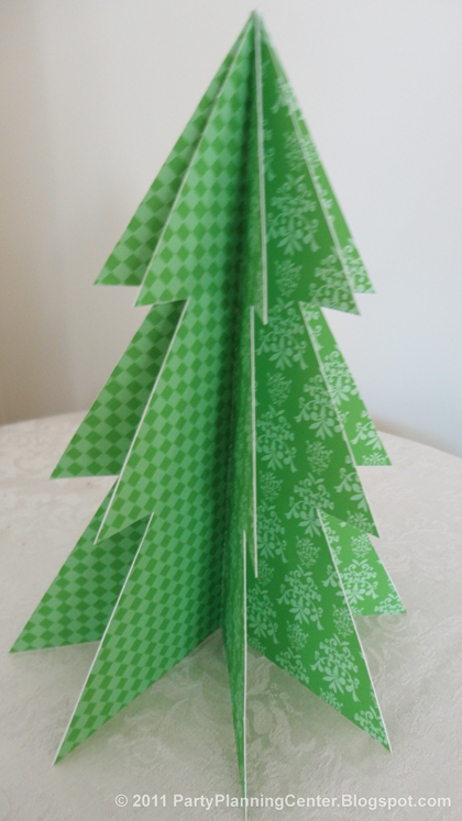 ... Planning Center: Free Printable Paper Christmas Tree and Ornaments