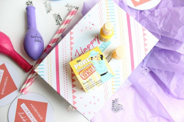 Birchbox UK Giveaway