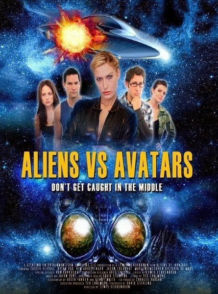 Aliens vs. Avatars 2011 In Hindi hollywood hindi dubbed movie Buy, Download trailer Hollywoodhindimovie.blogspot.com