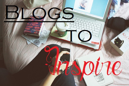 Blogs and websites to inspire yourselfe