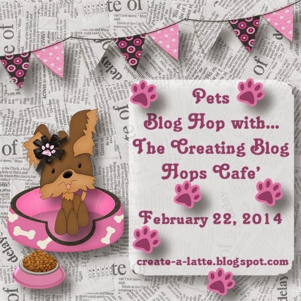 """Pet's"" Blog Hop"