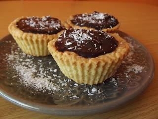 Çikolatalı Tartolet Tarifi