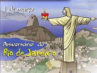 Aniversario do Rio de Janeiro