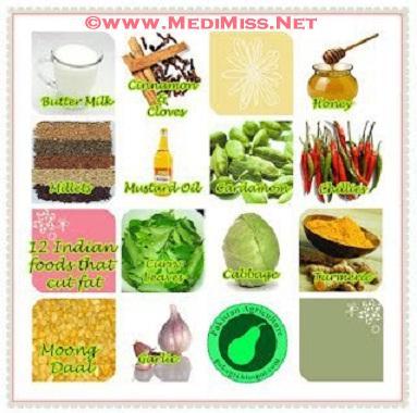 12 foods that cut fat