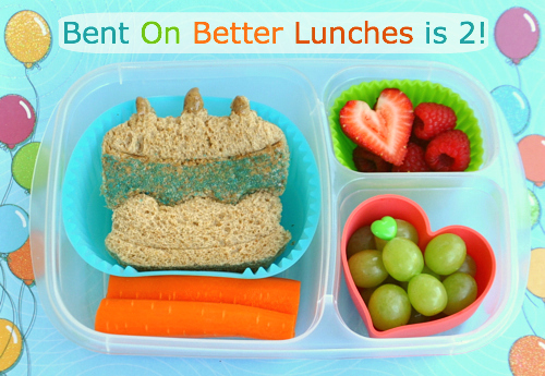 Happy Birthday bento by Bent On @BetterLunches