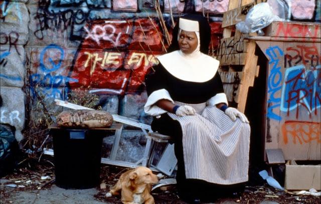 Sister Act,Sister Act movie,Whoopie Goldberg