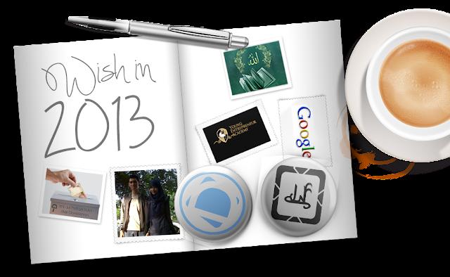 Resolusi Tahun 2013 Dani Siregar