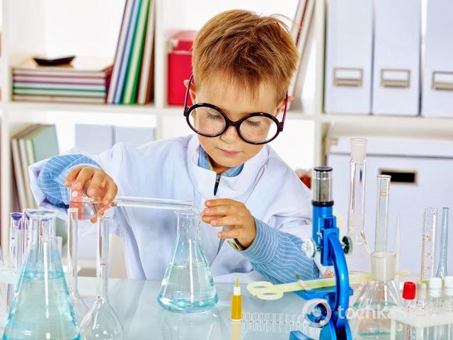 Исследование в домашних условиях для детей