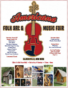 2014 Americana Folk Art and Music Fair - August  2014