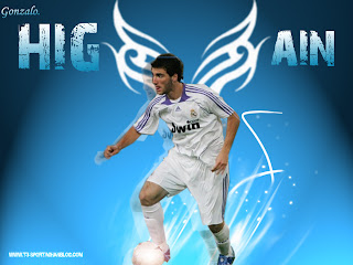 Gonzalo Higuain Wallpaper 2011 7